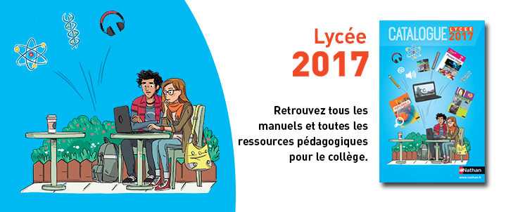 Catalogue Lycée 2017