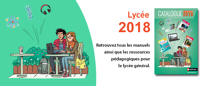 Catalogue Lycée 2018