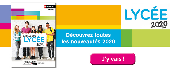 Catalogue Lycée 2019