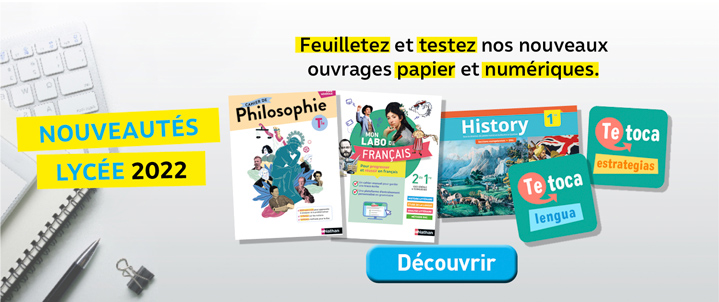 Catalogue Lycée 2021