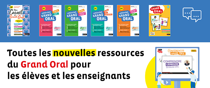Ressources Grand Oral
